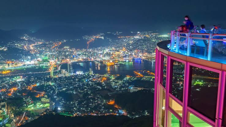 ภูเขาอินาสะ (Mt.Inasa) / นางาซากิ (Nagasaki)