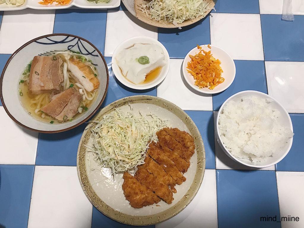 ร้านอาหารญี่ปุ่น คินโจ สไตล์โอกินาว่าที่พระโขนง