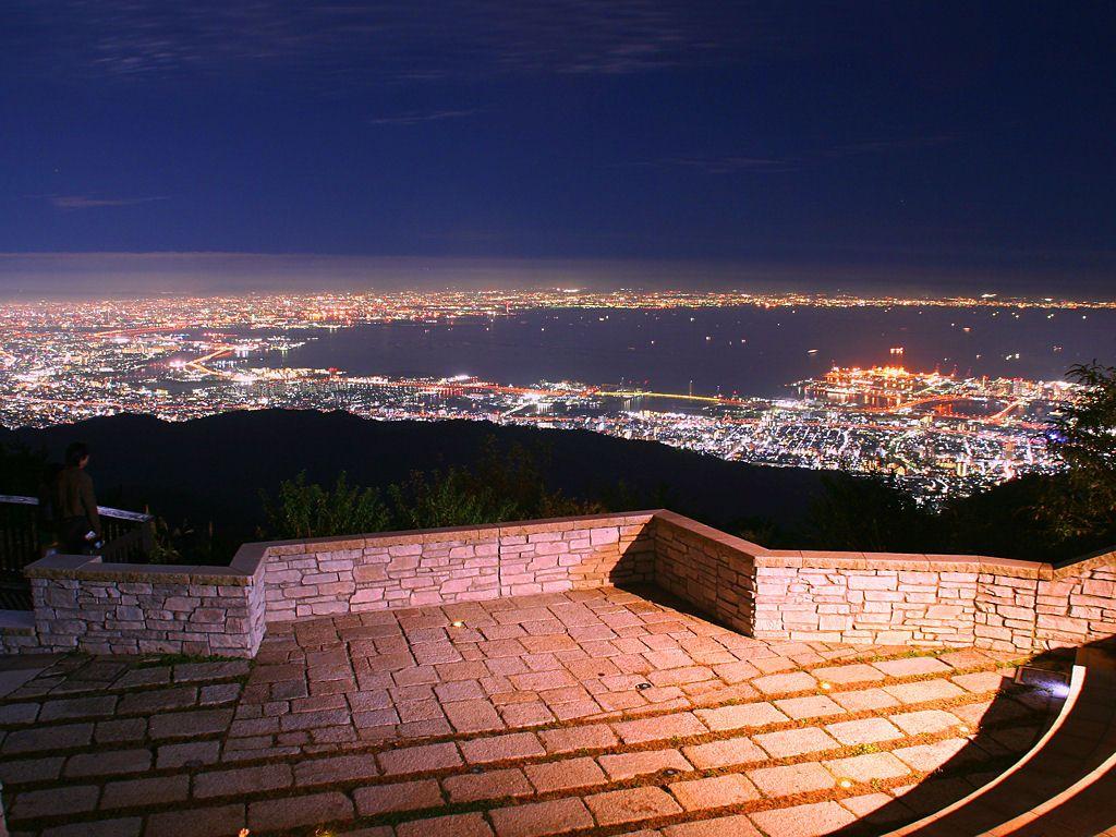 ภูเขาร็อคโค (Mt.Rokko) / เฮียวโกะ (Hyogo)
