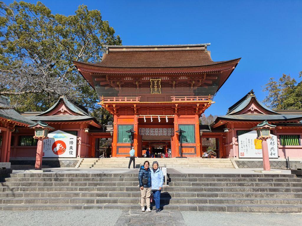 ศาลเจ้าฟูจิซัง ฮงกู เซ็นเก็น ไทชะ (Fujisan Hongu Sengen Taisha)