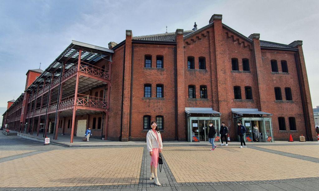 โกดังอิฐแดง (Yokohama Red Brick Warehouses) ที่โยโกฮาม่า(Yokohama)