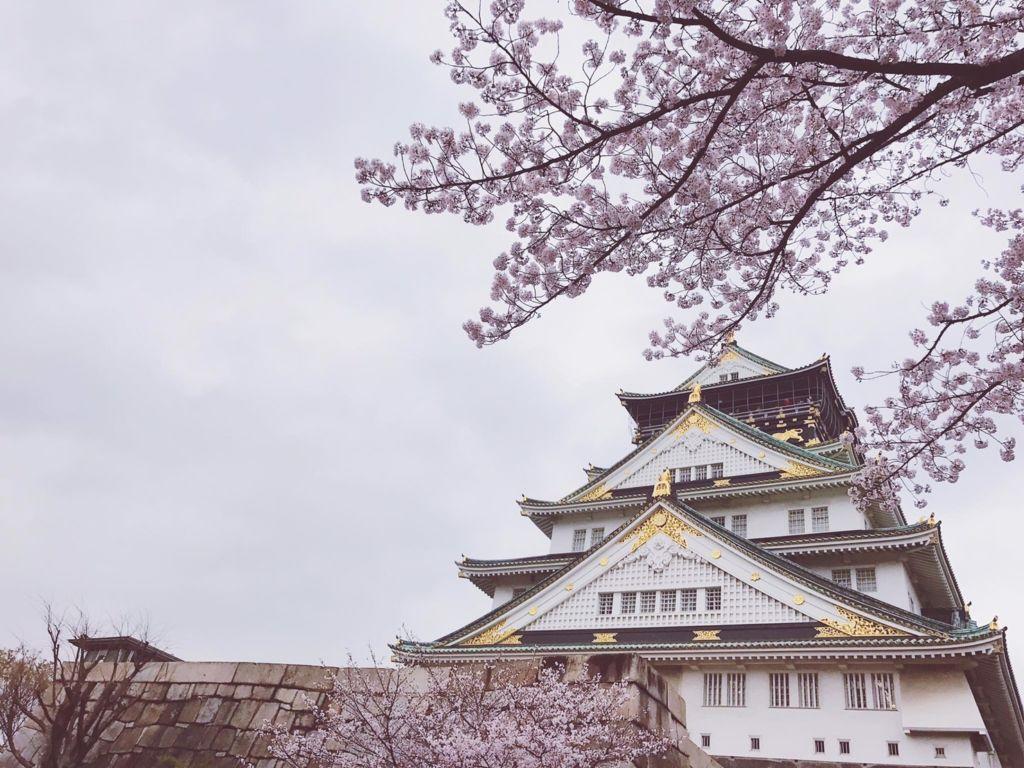 ปราสาทโอซาก้า(Osaka Castle)