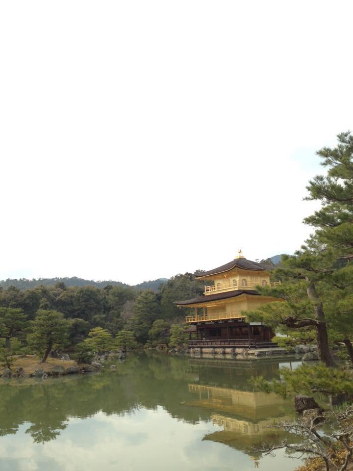 วัดคินคะคุจิหรือวัดทอง(Kinkakuji Temple)