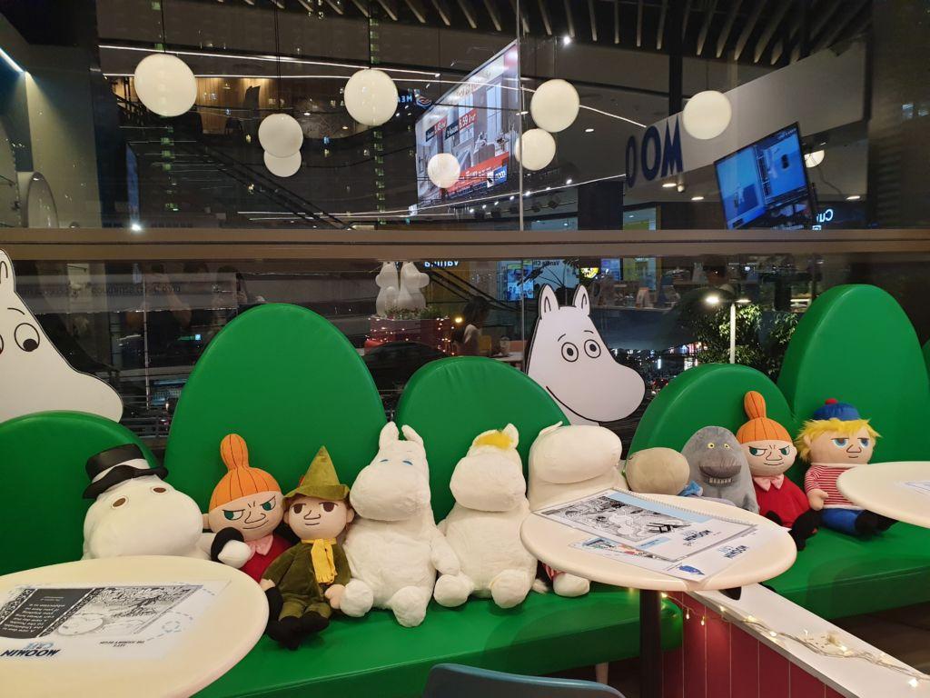 Moomin Cafe สาขาสิงห์คอมเพล็กซ์(singha complex)