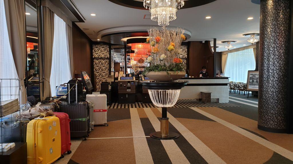 รีวิวโรงแรม APA Hotel Sapporo - Susukino Ekimae