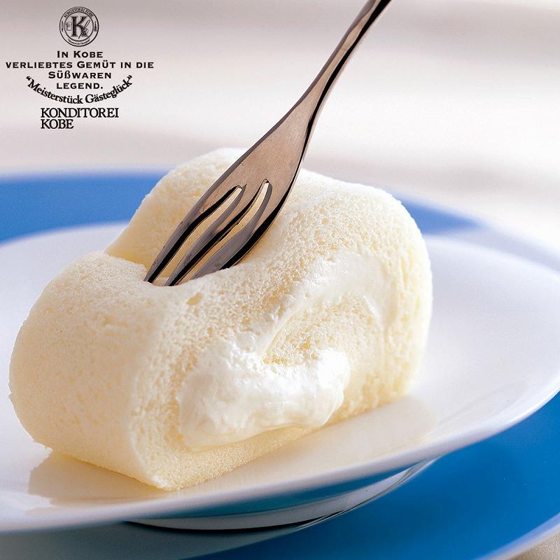 Kobe White Cheese Roll [Konditorei Kobe] ของฝากยอดฮิตจากสนามบินคันไซ(Kansai Airport)