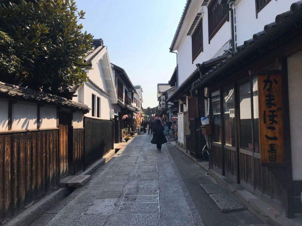 เที่ยวเมืองเก่าคุราชิกิ(Kurashiki) จังหวัด Okayama