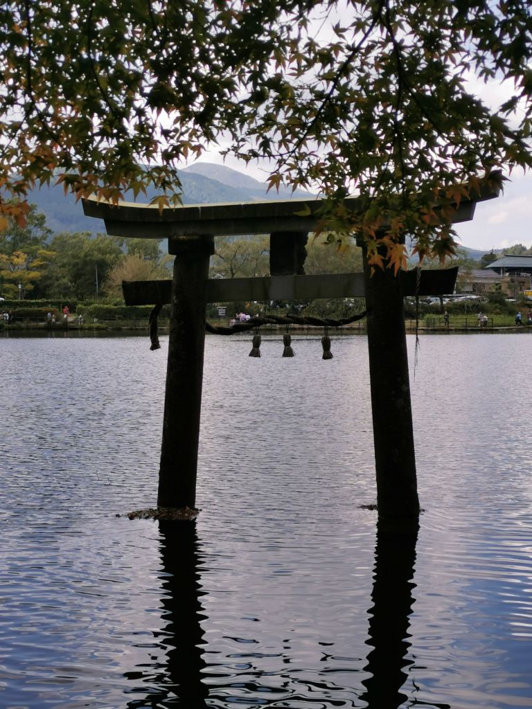 ทะเลสาบคิริน kinrin lake