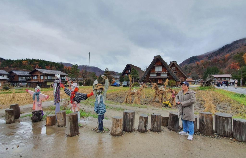 หมู่บ้านชิราคาวาโกะมีอะไรเที่ยว (Shirakawa-go) ที่ Gifu