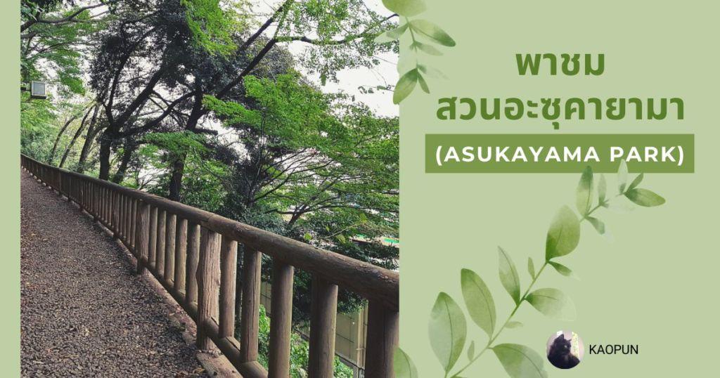 พาชมสวนอะซุคายามา (Asukayama Park)