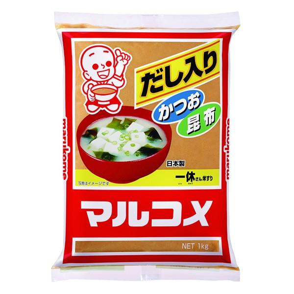 อิคคิวซัง มิโซะสำหรับทำซุปมิโซะ 1000 กรัม